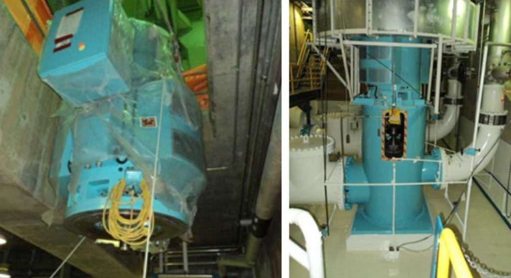 Browns Ferry Nuclear Unit 3 EPU Modifications