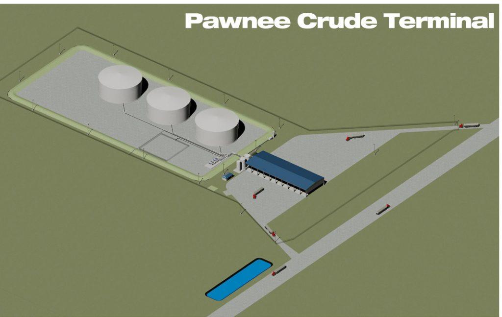 Pawnee Terminal